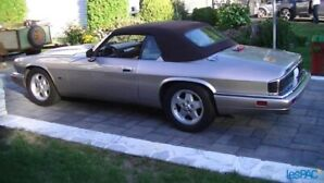 1994 Jaguar XJS Convertible /  Jaguar XJS Convertible 1994