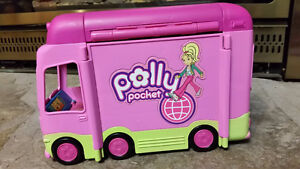 Polly Pocket Pop Up Glamper Vehicle Peterborough Peterborough Area image 1