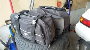 Motopak GTS-60 Saddlebags Saddle Bags
