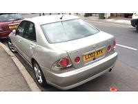 Lexus is200 AUTO 80k 1 year mot