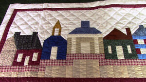 Hand-Quilted Wall Hanging Kitchener / Waterloo Kitchener Area image 2