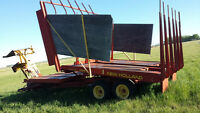 bale wagon for sale