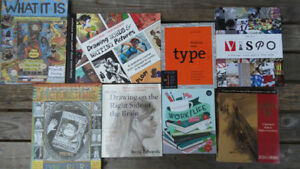Books about design/drawing/creativity