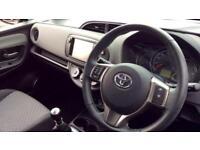 2015 Toyota Yaris 1.33 VVT-i Icon 5dr Manual Petrol Hatchback