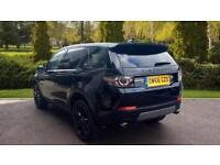 2016 Land Rover Discovery Sport 2.0 TD4 180 HSE Luxury 5dr Automatic Diesel 4x4