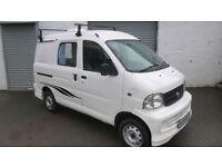 Daihatsu Extol 1.3 MICRO CAMPER VAN