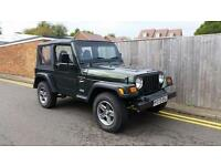 Jeep Wrangler 4.0 Sport 1997 ONLY 60K GREEN LOW MILEAGE