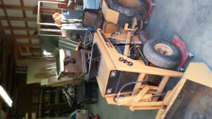CASE 646-76 TRACTOR FOR SALE