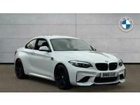 2018 BMW M2 SERIES M2 Coupe Coupe Petrol Automatic