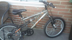 Boys Mongoose bike