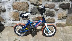 Vélo Hot Wheels Turbo 12''