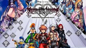 PS4 Kingdom Hearts 2.8