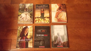 Teen Historical Fiction/Fantasy Books