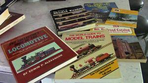 Railroad Catalog, Model Trains, Locomotive, Railway Kitchener / Waterloo Kitchener Area image 1