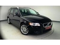 Volvo V50 2.0D D3 (150ps) SE Lux Geartronic DIESEL AUTOMATIC 2011/11