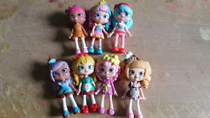Happy Places Shoppie Dolls and Sets