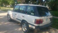 1996 Land Rover Range Rover SUV, Crossover