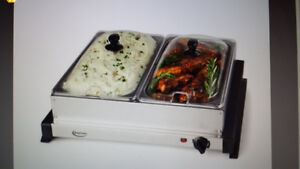 Betty Crocker Buffet Server & Warmer