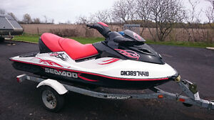 2008 SeaDoo RTX 215 Wake Edition *Dealer Serviced Supercharger*