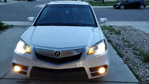 2011 Acura RDX Turbocharged Base VERY CLEAN, LOW KM!