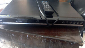 DVD player , HDD, dvd recorder.  with remote.
