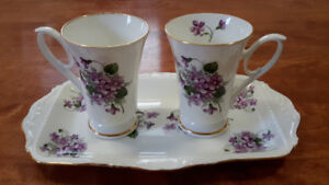 Gift for Mom - Fine China Cups