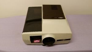 sawyer slide projector