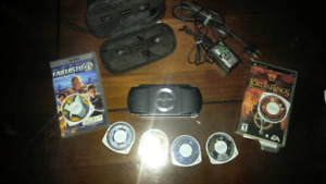 psp with charger