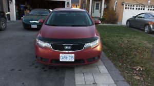 2010 Kia forte EX with 2.4L swap