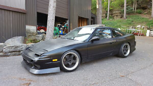 1990 Nissan 240SX sr20det Hatchback clean tittle