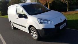 2014 64 PEUGEOT PARTNER 1.6 HDi PROFESSIONAL L1 LOW MILEAGE ANY UK DELIVERY