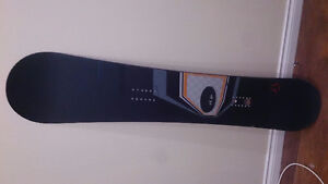 Atomic Dreamraider board (154 cm) and Salomon Bindings