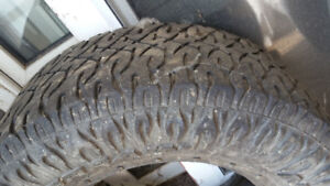 285/70R17 Nitto Tires