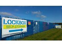 Self Storage Coleraine LOCKBOX STORAGE