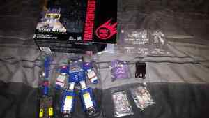Transformers Titans Returns Soundwave with TR Laserbeak