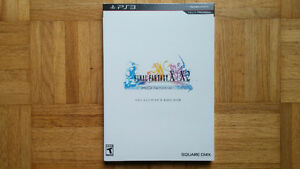 Final Fantasy X/X-2 HD Remaster Collector's Edition - Brand New Gatineau Ottawa / Gatineau Area image 1