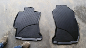 Subaru Forester High Wall Rubber Mats