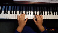 Special Piano Lessons-only $60 per month!