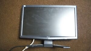 """19"""" ACER monitor LCD Serial"""