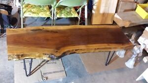 Rustic/Live Edge Creations - Custom Work Kitchener / Waterloo Kitchener Area image 1