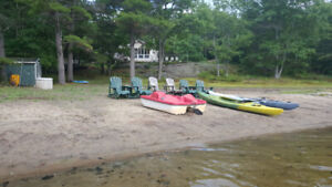 2020 Spectacular Waterfront Cottage Rental