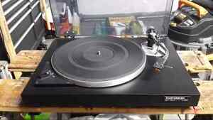 Telefunken belt drive turntable record player West Island Greater Montréal image 2