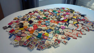 Hundreds of Matchbooks Match Books Matches Kitchener / Waterloo Kitchener Area image 1