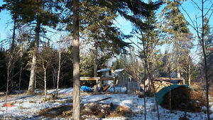 Superior Lakefront Property : Gravel River/ Mountain Bay