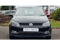 2014 Volkswagen Polo 1.2 TSI BlueMotion Tech SE DSG (s/s) 5dr Auto Hatchback Pet
