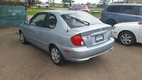 2005 Hyundai Accent Coupe (2 door)