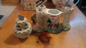 3 Collector Tea Pots from England Cambridge Kitchener Area image 2