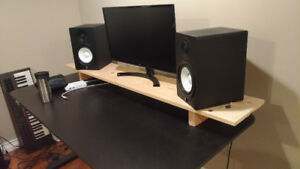 Yamaha HS7 Studio Monitors / Speakers (Pair)