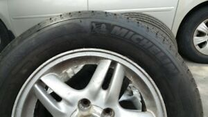 205 65 15 Michelin tires for sale