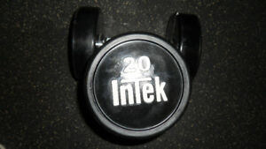 New Urethane Dumbbells